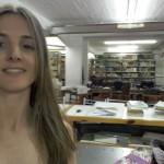 En la BIblioteca de mi Facultad