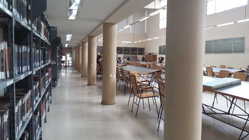 Biblioteca San Martín